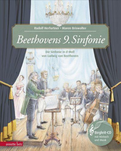 Herfurtner: Beethovens 9. Sinfonie (Annette Betz 2020)