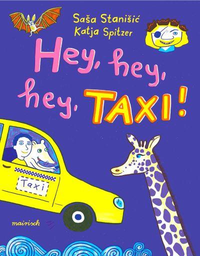 Stanišić: Hey, hey, hey, Taxi! (mairisch 2021)
