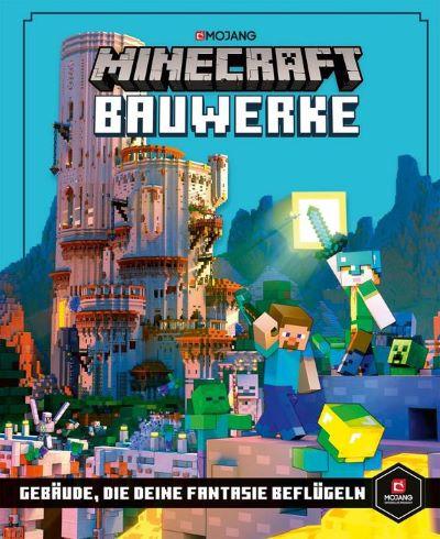 McBrien: Minecraft Bauwerke (Schneiderbuch 2020)