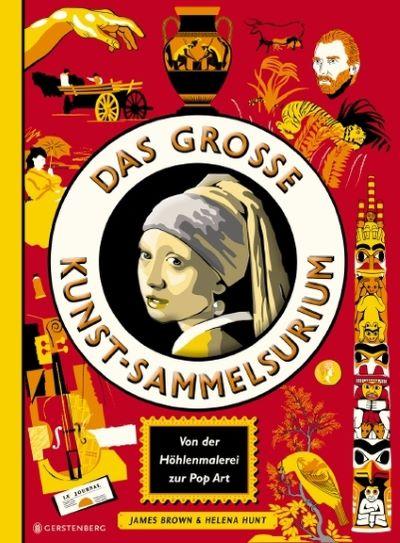 Hunt: Das große Kunst-Sammelsurium (Gerstenberg 2021)