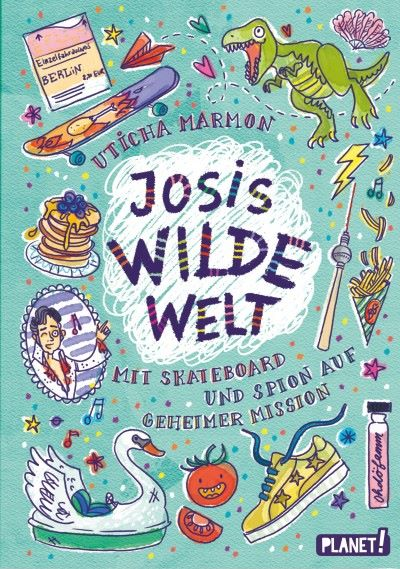 Marmon: Josis wilde Welt 1 (Planet 2019)