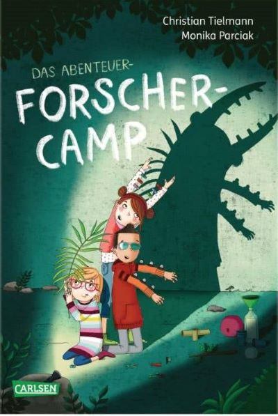 Tielmann: Das Abenteuer-Forscher-Camp (Carslen 2020)