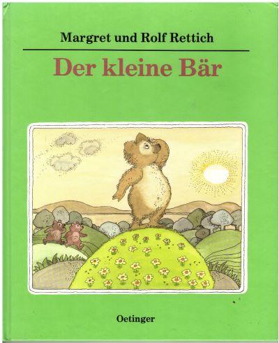 Rettich Der kleine Bär (Oetinger 1989)