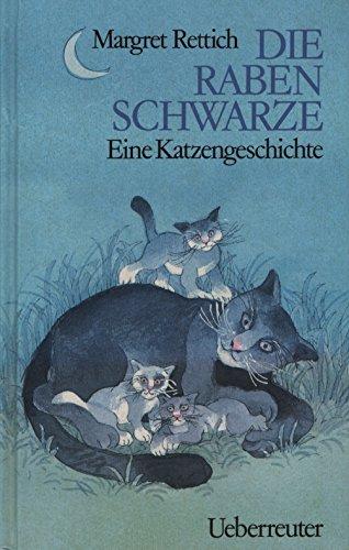 Rettich: Die Rabenschwarze (Ueberreuter 1993)