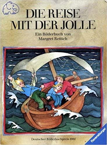 Rettich: Die Reise mit der Jolle (Ravensburger 1980)