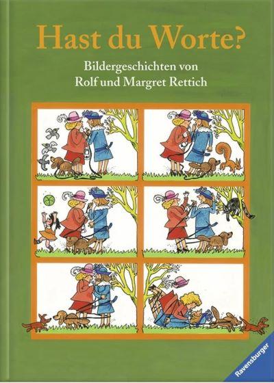 Rettich: Hast du Worte? (Ravensburger 1972)