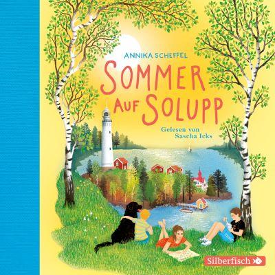 Scheffel: Sommer auf Solupp (Hörbuch Hamburg 2021)