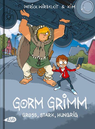 Wirbeleit/Kim: Gorm Grimm (Kibitz 2021)