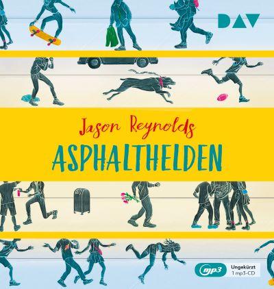 Reynolds: Asphalthelden (Der Audio-Verlag 2021)
