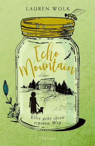 Wolk: Echo Mountain (Hanser 2021)