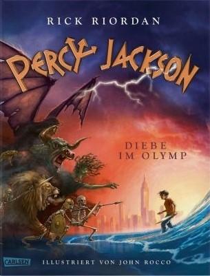 Riordan: Percy Jackson - Diebe im Olymp (Carlsen 2019)