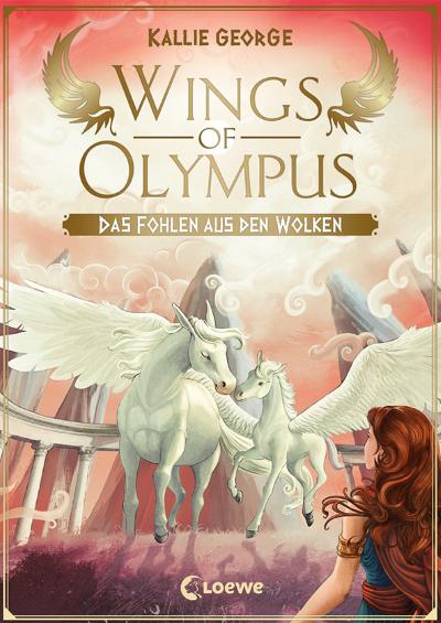 George: Wings of Olympus 2: Das Fohlen aus den Wolken (Loewe 2020)