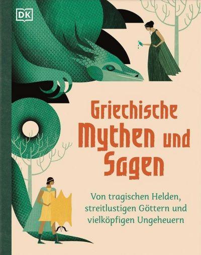 Menzies: Griechische Mythen und Sagen (Dorling Kindersley 2020)