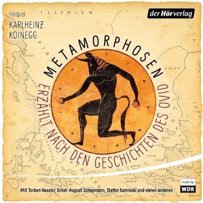 Koinegg: Metamorphosen (der Hörverlag 2016)