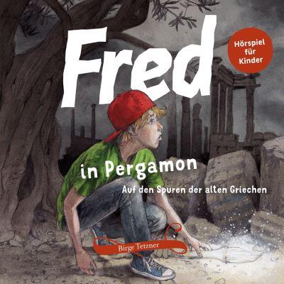 Tetzner: Fred in Pergamon (Ultramar Media 2019)