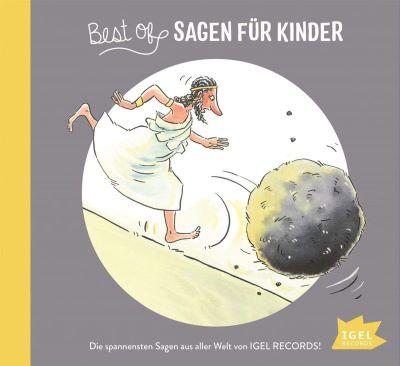 Inkiow, Neuscaefer,-Schwieger: Best of Sagen für Kinder (Igel Records 2020)