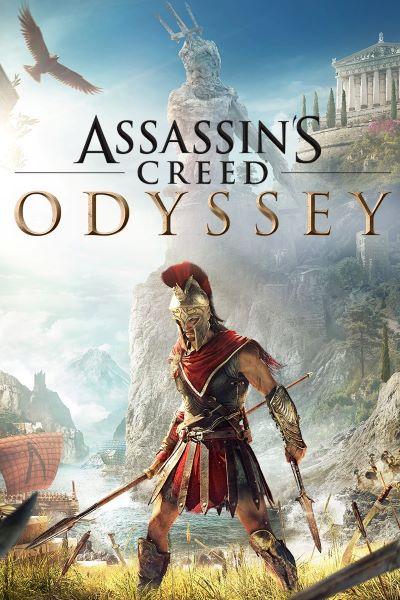 Dumont/Phillips: Assassin's Creed Odyssey (Ubisoft 2018)