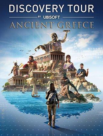 Dumont/Phillips: Discovery Tour: Ancient Greece (Ubisoft 2018)