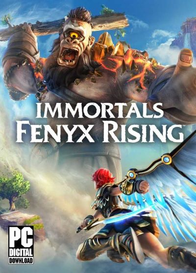 Phillipps/Galloudec: Immortal Fenyx Rising (Ubisoft 2020)