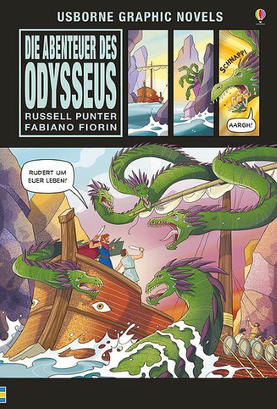 Punter: Die Abenteuer des Odysseus (Usborne 2019)
