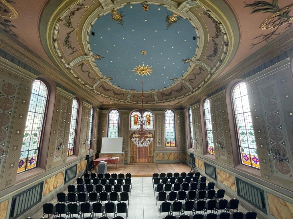 Ehemalige Synagoge Ichenhausen (Foto: Johannes Wanka)