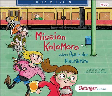Blesken: Mission Kolomoro (Oetinger Audio 2021)