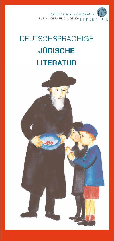 """Buchtipps """"Deutschsprachige jüdische Literatur"""" (2021)"""