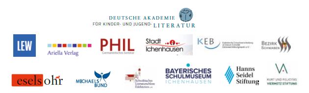 """Partner:innen der Tagung """"Jüdisches Leben in Kinder- und Jugendmedien heute"""" (21./22.10.2021)"""